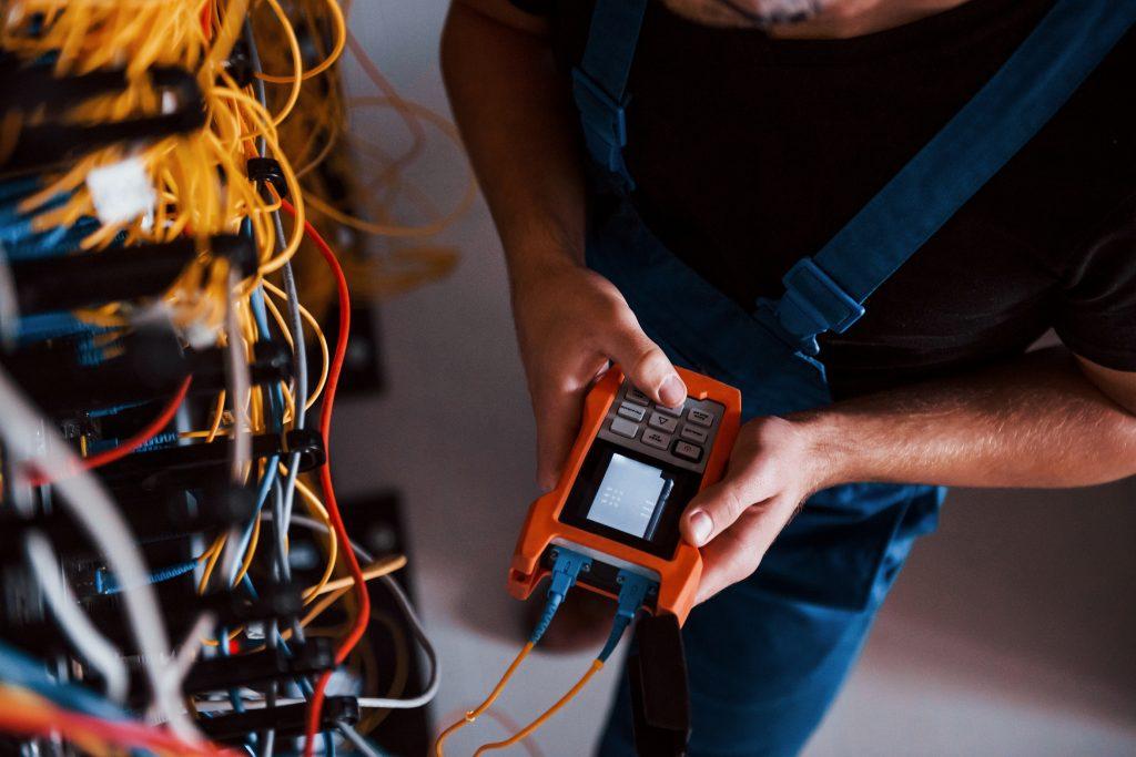 Netzwerktechnik - Messtechnik