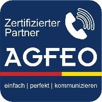 Agfeo Zertifizierter Partner Logo